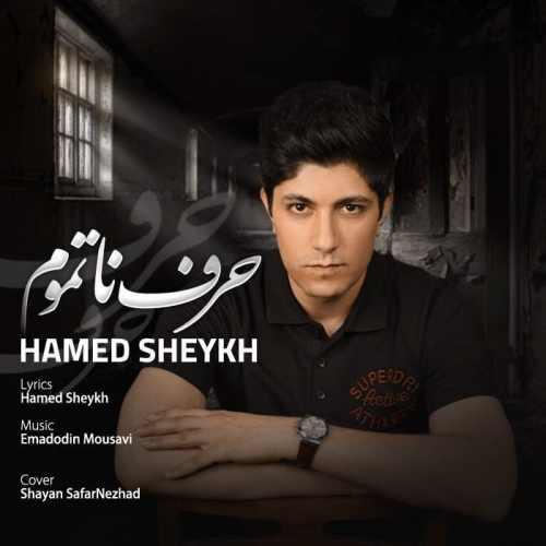 دانلود موزیک جدید حامد شیخ حرف ناتموم